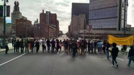 March in Rochester