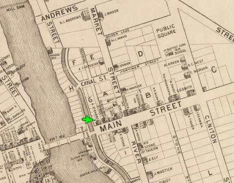 Steward's map