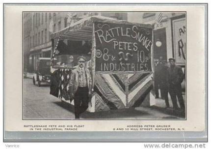 rattlesnake-industry